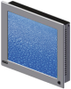 "19"" NEMA 4X Panel Mount Resistive Touch -- VT190PS2-RT -- View Larger Image"