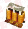 FANUC A81L-0001-0124-03 ( REACTOR AC THREE PHASE, A81L-0001-0124-03,A81L-0001-0124, ,REACTOR 126AMP 3PHASE,126A 0.1MH (INDUCT) REACTOR ) -Image