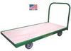 Steel-Bound Platform Trucks -- HELQ-3672-12FPN-411 -Image