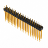 Rectangular Connectors - Headers, Male Pins -- BBD-122-G-C-ND -Image