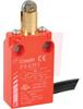 Switch, Limit, Metal Roller Plunger, SPDT-DB, Cable Side (std) 2.0M (std) -- 70159150