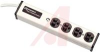 Power Strip, Medical/Dental Grade Muliple Portable Socket Outlets, 4 outlets -- 70091549