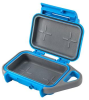 Pelican G10 Go Case - Surf Blue with Gray Trim | SPECIAL PRICE IN CART -- PEL-GOG100-0000-BLU -Image