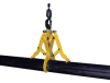 VESTIL Heavy-Duty Pipe Grabs -- 7488301