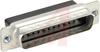 CONNECTOR, PLUG, HDP-20, CRIMP SNAP, 25POSITION -- 70085495 - Image
