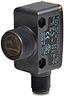 PHOTO SENSOR 18mm PNP 100mm RNG 3-WIRE LIGHT-ON VIS M12 Q/D DIFFUSE -- GX3-AP-1E
