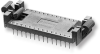 EJECT-A-DIP™ Lock/Eject DIP Collet Sockets with Solder Tail Pins