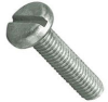 Slotted Pan Head Machine Screws - Metric - DIN 85