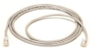 CAT5 Solid-Conductor Patch Cable, PVC, Cross-Pinned, Beige, 10-ft. (3.0-m) -- EYN556M-0010