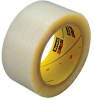 3M Scotch 355 Clear Standard Box Sealing Tape - 36 mm Width x 50 m Length - 3.4 mil Thick - 68752 -- 051115-68752 - Image