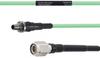 Temperature Conditioned Low Loss SMA Female Bulkhead to TNC Male Cable LL142 Coax in 48 Inch -- FMHR0146-48 -Image