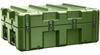 Pelican AL3424-0805 Single Lid Trunk Shipping Case with Foam - Olive Drab -- PEL-AL3424-0805RPF137 -Image