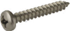 Pan Head Stainless Steel Screws -- 135426
