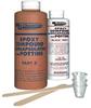 Epoxy Compound; for potting and encapsulating; 2 part; black; 12 oz liquid -- 70125812