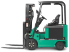Electric Counterbalanced Forklift -- FBC15N - Image