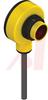 Sensor; Photoelectric; 4 in.; 10 to 30 VDC; 6.5 in., 4-Pin Euro-Style QD; NPN -- 70167960 - Image