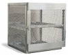 Aluminum Cylinder Storage Cabinet -- CAB247 -- View Larger Image