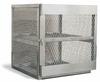 Aluminum Cylinder Storage Cabinet -- CAB247