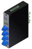 4x4 Industrial Bypass Optical Switch (Advance) -- FOBBC-4-4-N -Image