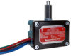 Explosion-Proof Limit Switches Series EX: Top Plunger; 2NC 2NO DPDT Snap Action; 3 foot Cable -- EXD-Q-3