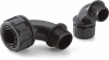 90° Angle Conduit Connectors for SILVYN® EL Conduit -- SILVYN® MPC 90°/ MPC 90° M - Image