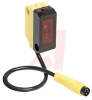 SENSOR; PHOTOELECTRIC; CLASS 1 LASER; ADJUSTABLE-FIELD; VISIBLE RED; RANGE 20-10 -- 70167411