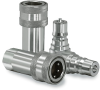 ISO B Stainless Steel Couplings -- Series 376 -- View Larger Image