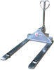 Stainless Steel Pallet Truck -- View Larger Image