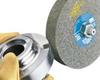 Convolute Wheel,Deburring,8x1x3,MED -- 4ZR82