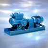KRAL Screw Pump - CG Series
