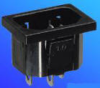 Power Inlets IEC 320 -C14 -- AEL-JR 101S