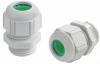 Non-Metallic Halogen-Free Strain Relief Cable Gland with Metric Thread -- SKINTOP® ST-HF-M