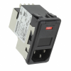 Power Entry Connectors - Inlets, Outlets, Modules -- PS00XDH3A-ND -Image