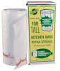 Warps Flex-O-Bags Industrial Strength Trash Can Liners -- 59266 -- View Larger Image