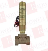 """DWYER V6EPB-B-S-3-B ( MINI SIZE FLOW SWITCH, SERIES V6, BRASS, TEES FOR 1/2"""" TO 2"""" ) -Image"""