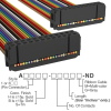 Rectangular Cable Assemblies -- A3AAB-2436M-ND -Image