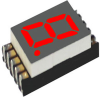 Display Modules - LED Character and Numeric -- DSM7UA30101-ND