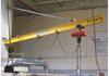 WB Series Tie Rod Wall Jib Cranes -- WB-100164
