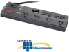 APC 8-Outlet Surge Protector -- P8T3 -- View Larger Image