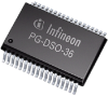 Multichannel SPI High Side Power Controller | SPOC™ -- BTS6480SF