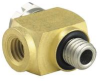 M5 Thread to 10-32 Adaptor Fitting -- M5LS-10 -Image