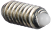 Delrin® Nose Stubby Plungers - Stainless Steel -- SSMD52 - Image