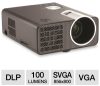 HP Notebook Projection Companion DLP Projector - 100 ANSI Lu -- AX325UT#ABA