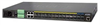 Planet 24 100/1000 SFP Port with 4 10G SFP+ Managed Ethernet Switch -- MGSW-28240F -- View Larger Image