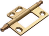 Steeple Tipped No-Mortise Hinges -- 826000