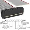 Rectangular Cable Assemblies -- A1AXH-2436G-ND -Image