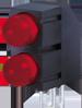 5MM BI-LEVEL SUPER BRIGHT RED DIFF. -- WP1503EB/2SRD