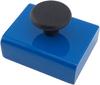 Ceramic Rectangular Base Magnet with Knob