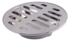 1-1/2 in. IPS Strainer - Chrome -- 3-6 - Image