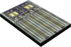 Laser Photonic Integrated Circuits (L-PIC™) -- View Larger Image
